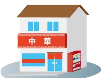ガスをたくさん使う中華料理屋