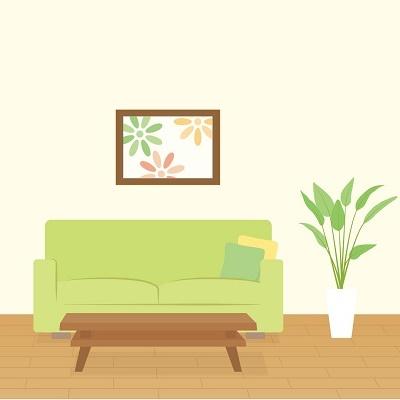 快適なガス床暖房