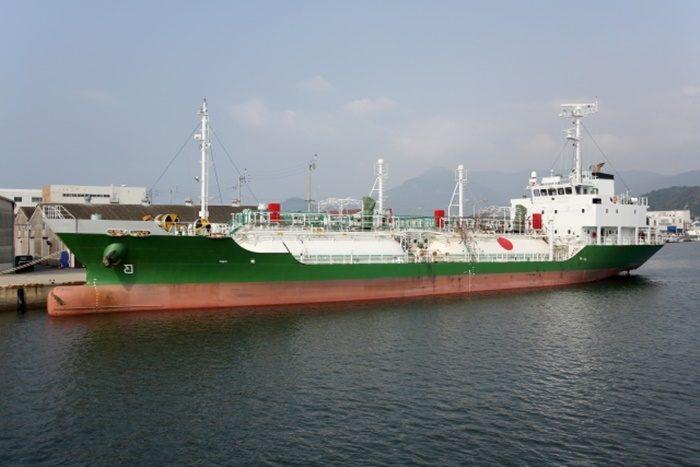 日本のプロパンガスの4分の3は輸入