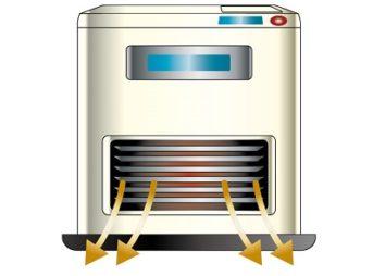 ガスファンヒーターで効率よく暖房するには?