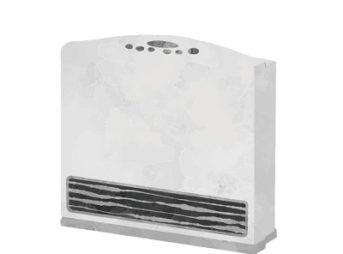 ガスファンヒーターやストーブのガス代が気になる…。