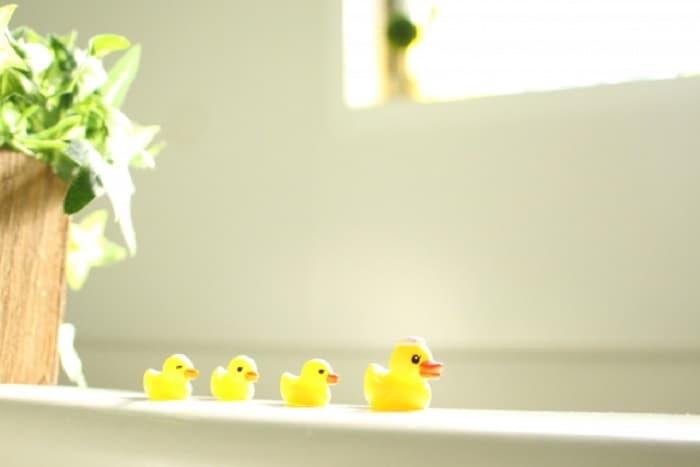 きれいな浴槽で気持ちのいいバスタイムを!